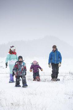 8 beaux sentiers de raquette à essayer cet hiver | WIXXMAG