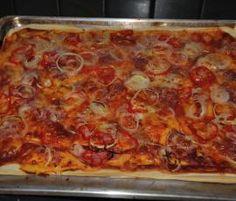 Pizza wie vom Italiener von tfie auf www.rezeptwelt.de, der Thermomix ® Community