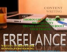 be your SEO Website Content Writer or Rewriter by uniquefav
