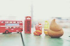 런던여행간 라바