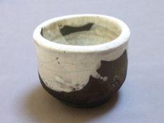 Raku bowl.  Sylvia Quinnell
