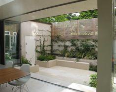 small house courtyard garden - Google Search