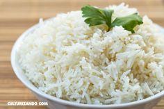 """Rice Fact: De acuerdo a """"Hoy Verde"""", estos son los 10 beneficios del arroz Basmati, ¿ya los conoces?"""