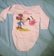 ΑΙΤΩΛΟΑΚΑΡΝΑΝΙΑΣ • ρουχα για κοριτσι + βρεφικα σεντονακια ουδετερα: 1.Disney 6-9m μάλλον 2.βελουτέ, γράφει 3, λέω για 1-2 ετων? 3.prenatal…