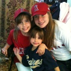 My 3 girls after league of dreams