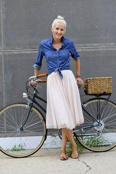 5 trucos adelgazantes para lucir las prendas más trendy en días calurosos - InStyle