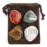 Natural crystals and stones are the best way to bring the earth feng shui element into your home. Go for a bowl filled with rock crystals or a crystal cluster on your coffee table. Learn how to use crystals for good feng shui and watch the energy in your home become calmer, healthier and happier because of these beautiful earth cures.