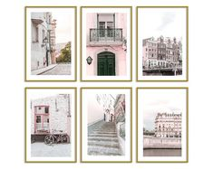 dorm room ideas for girls room teen bedroom designs pastel home decor photo collage wall kit Contemporary Wall Art, Modern Art Prints, Pink Wall Art, Wall Art Decor, Blush Walls, Bathroom Wall Art, Bedroom Wall, Large Wall Art, Wall Art Prints