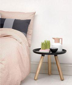 Kenmerkend voor het Deense label Normann Copenhagen is het minimalistisch design.