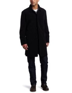 Kenneth Cole Men's Mercer Raincoat http://amzn.to/Hz0MLM