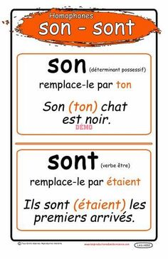 French For Kids Classroom Learn French Videos Tips France French School, French Class, French Lessons, French Tips, French Words, French Quotes, How To Speak French, Learn French, Les Homophones