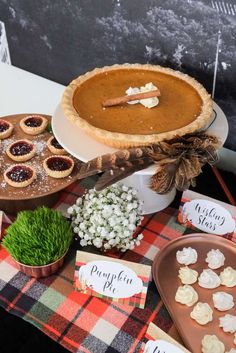 Thanksgiving Fall party! See more party ideas at CatchMyParty.com!