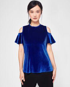 ecf1c149bcb Womens Tops & T-shirts | Designer Blouses & Tops For Women | Ted Baker