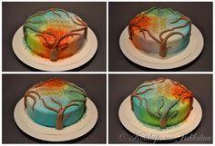 Four seasons -cake Four Seasons, Blog, Cake, Desserts, Tailgate Desserts, Deserts, Kuchen, Seasons Of The Year, Blogging