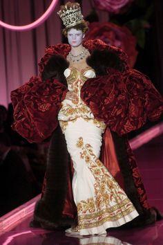 Dior - Haute Couture Fall 2004 wedding!