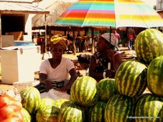 At the the Nalusanga market