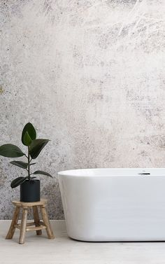 Create a truly unique statement wall that reflects the wild textures of the world in the comfort of your own home bathroom with industrial scandi bathroom wallpaper. We use only the highest quality images in our wall murals, so you'll find it hard not to reach out and touch the paper every single time you see it. From faux brick to stone and concrete textures our collection offers a style to suit everyone's interior aspirations and tastes.
