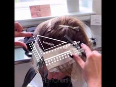 "That ""Money Piece"" TRIANGLE ::: AUDIO ON 🔈::: A triangular placed directly behind your foils is arguably one of the most important st. Hair Cutting Techniques, Hair Color Techniques, Hair Color Placement, Redken Hair Color, Hair Foils, Redken Hair Products, Foil Highlights, Creative Hair Color, Balayage Technique"