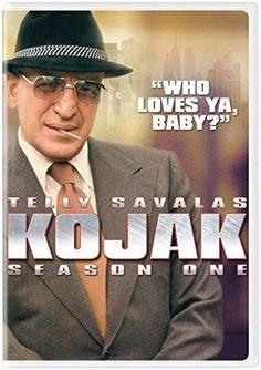 Telly Savalas & Dan Frazer - Kojak: Season One