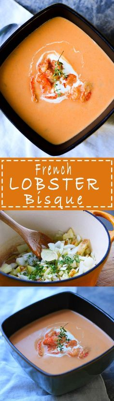 An easy version of a French classic! | Soup | French recipe | Bastille Day | Mothers Day