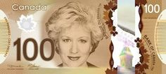Women On Canadian Bank Notes. Former Supreme Court of Canada judge and High Commissioner for Human Rights at the United Nations. Kim Campbell, Hudson Bay, Coins, Politics, Arbour, Canada, Money, United Nations, Prime Minister