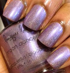Polish Obsession: Lacquer Lust - Moon Dancer