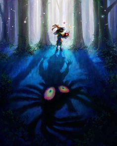 Immagini ed artworks di The Legend Of Zelda Majora's Mask 3D - News 3DS