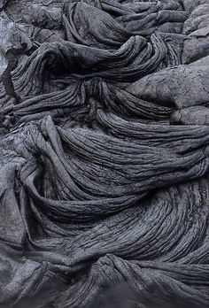 Geology Picture of the Day – Pahoehoe | The Geology News Blog