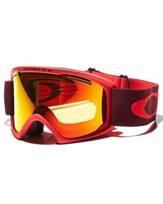 "Features Frame Colour: Red Lens Colour: Fire Iridum Made from: 100% Polycarbonate Dual-Vented Lens with F2 Anti-fog coatingDiscreet frame notches at temple for compatibility with most RX eyewear framesTriple-layer face foam fleece to wick away sweatImpact Resistant Lexan SheetFlexible O Matterâ""¢ frame conforms to your face for optimized comfort and fitPrizm lenses provide unprecedented control of light transmission resulting in colors precisely tuned to maximize contrast and enhance…"