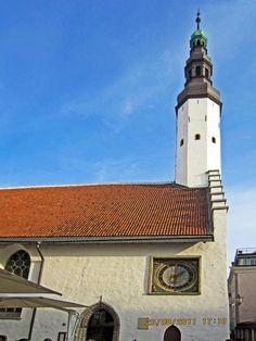 Püha vaimu kirik Tallinna