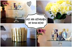 Easy & Cheap DIY Room Decor! ☼