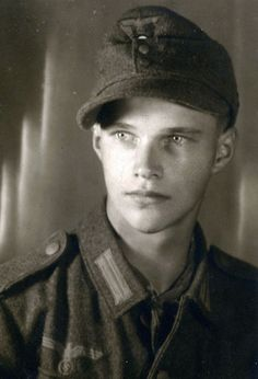 German Soldier WW2