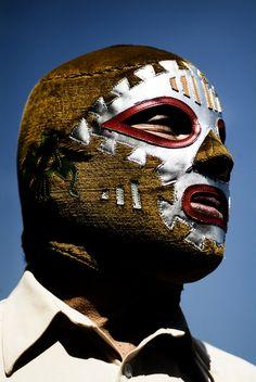 Zaeta Azteca luchador