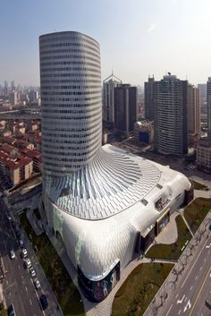Leigh & Orange: L'Avenue Shanghai