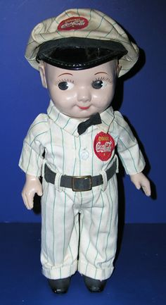 Buddy Lee Coca Cola Doll