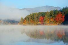 Morning fog. Stowe, VT. Photo by Songquan Deng — National Geographic Your Shot