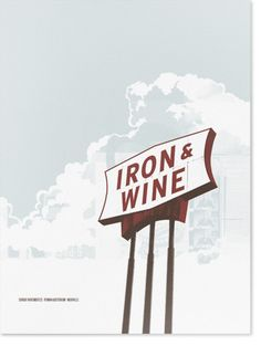 Iron and Wine ....bow did I just Nw hear them?! Love such great hights cover...sooo beautiful!!! I almost cried!
