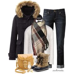 """Cold Weather"" by archimedes16 on Polyvore"