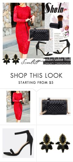 """""""shein 4"""" by aida-1999 ❤ liked on Polyvore"""