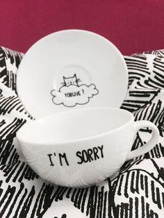 Filiżanka+I'm+Sorry...Forgive?+w+Only+inherently+na+DaWanda.com