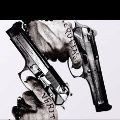 boondock saints: Veritas et Aeuqtias - Verity and Equity - Truth and Justice The Boondock Saints, Boondock Saints Tattoo, Saint Tattoo, Truth And Justice, Gun Art, Boondocks, Movies Worth Watching, Great Movies, Awesome Movies