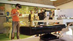 Hoverboard VR - Sneak Peak