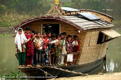 Floating schools to address child, early and forced marriage in Bangladesh | COL