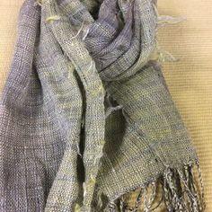 Silk,Linen Stole
