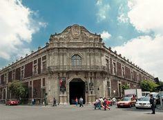 Antiguo Palacio de la Inquisición / Museo de Medicina Mexicana | Guía del Centro Histórico de la Ciudad de México