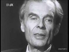 Aldous Huxley zu Überbevölkerung und Totalitarismus