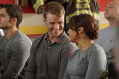 Okay. So, as devastated as I am that they lost the baby, I'm also okay with it. The only reason I say this is because I feel like that event helped further every part of the story line in the show - it wasn't just an isolated event like some shows have done. This is the only reason I am okay with what happened. #ChicagoFire #Dawsey