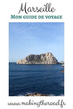 Vous partez en voyage à Marseille ? Découvrez mes adresses, restaurants, pour faire du tourisme avec des lieux insolites et des plages pour se baigner. #marseille #tourisme #ville #plage #france Voyage Europe, Destination Voyage, Blog Voyage, France Travel, Travel Inspiration, Restaurants, City, Water, Provence