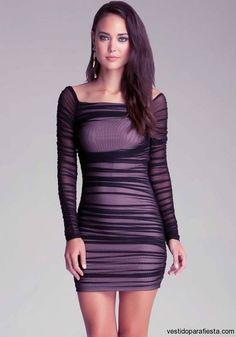 Vestidos cortos de fiesta arrugados 2015 – 01 - https://vestidoparafiesta.com/vestidos-cortos-de-fiesta-arrugados-2015/vestidos-cortos-de-fiesta-arrugados-2015-01/