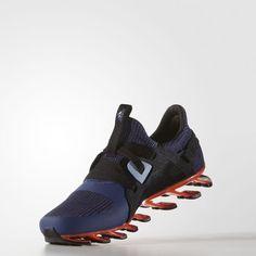 new concept c7091 fe256 adidas Springblade Nanaya Shoes - Black   adidas US